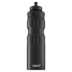 Бутылка для воды Sigg WMB Sports, черная, 0,75L 8237.10