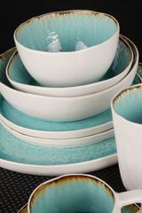 Тарелка для десерта 21,5 см COSY&TRENDY Laguna azzuro 9222345