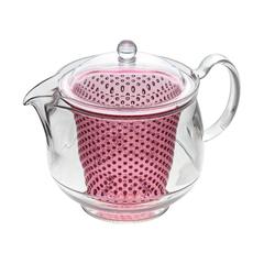 Термостоикий чайник с заварником 0,73л Akebono TW-3734