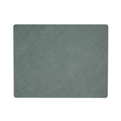 Подстановочная салфетка прямоугольная 35x45 см, толщина 1,6 мм Hippo pastel green LindDNA-981134