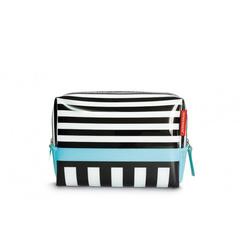 Косметичка Black stripes малая Remember wb12