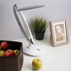 Настольный светодиодный светильник Saturn белый TL80930 Elektrostandard