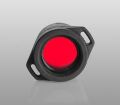 Фильтр для фонарей Armytek Partner/Prime, красный (для охоты) A005FPP