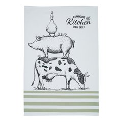 Набор из 2-х полотенец FARMHOUSE Kitchen Craft KCFHTTPK2