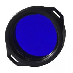 Фильтр для фонарей Armytek Partner/Prime, синий (для охоты) A026FPP
