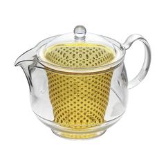 Термостоикий чайник с заварником 0,73л Akebono TW-3735