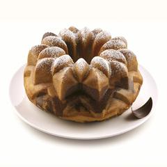 Форма для приготовления пирогов и кексов Meteor 24 х 10 см силиконовая Silikomart 24.600.41.0065