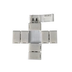 X-образный коннектор для одноцветной светодиодной ленты 3528, 2835 (5 шт.) LED 1X Elektrostandard