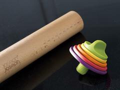 Скалка регулируемая Joseph Joseph разноцветная 20085