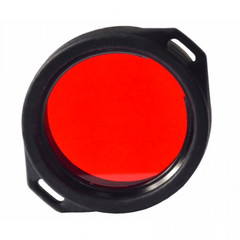 Фильтр для фонарей Armytek Predator/Viking, красный (для охоты) A005FPV