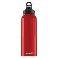 Бутылка для воды Sigg WMB Traveller, красная, 1,5L 8256.00