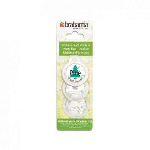 Сменный картридж для ароматизатора (3шт) Brabantia 482083
