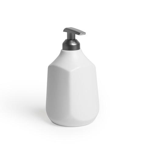 Диспенсер для мыла Corsa белый Umbra 1004474-660