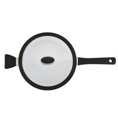 Сотейник 26см 3,3л BergHOFF Eclipse black and white 3700306