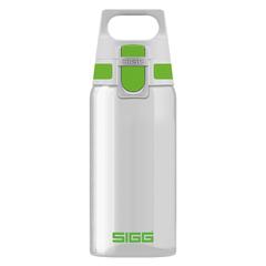 Бутылка для воды Sigg Total Clear One, бело-зеленая, 0,5L 8692.80