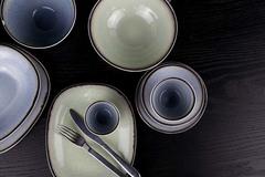 Тарелка для десерта 22,5 см COSY&TRENDY Fez blue 7876168