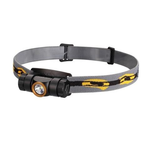 Фонарь светодиодный налобный Fenix HL23 Cree XP-G2 R5 золотой, 150 лм, 1-АА*