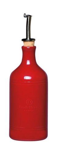 Бутылка для масла и уксуса 0,45л Emile Henry (цвет: гранат) 340215