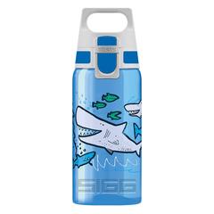 Бутылка для воды Sigg Viva One Sharkies, голубая, 0,5L 8686.50