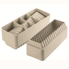 Форма для приготовления пирожных Corallo 24,5 х 9 см силиконовая Silikomart 20.399.13.0065