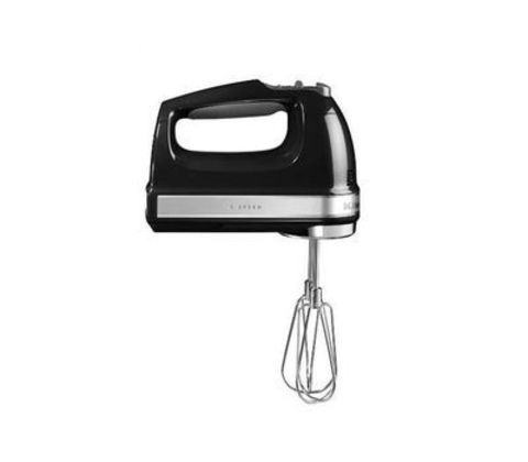 Ручной миксер KitchenAid (Черный) 5KHM9212EOB