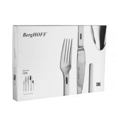 Набор столовых приборов (30 предметов / 6 персон) BergHOFF Line 1230501