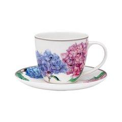 Чашка с блюдцем Hydrangeas Ashdene 517182