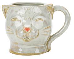 Кружка Boston White Cat 56346