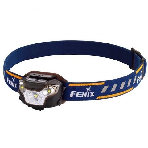 Фонарь светодиодный налобный Fenix HL26R черный, 450 лм, встроенный аккумулятор*