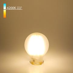 Светодиодная лампа 8W 4200K E27 Classic F 8W 4200K E27 Elektrostandard