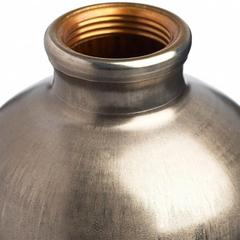 Бутылка для воды Sigg Traveller, белая (черная эмблема), 1L 8443.40
