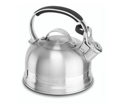 Чайник со свистком 1,9л KitchenAid (Стальной) KTST20SBST