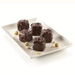 Форма для приготовления пирожных Cube 3,5 х 3,5 см силиконовая Silikomart 26.105.00.0065