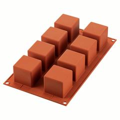 Форма для приготовления пирожных Cube 5 х 5 см силиконовая Silikomart 26.104.00.0065