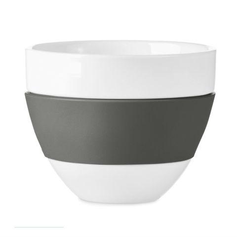 Чашка для латте AROMA,300 мл, тёмно-серая Koziol 3560342