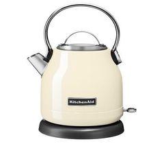 Чайник электрический 1,25л KitchenAid (Кремовый) 5KEK1222EAC
