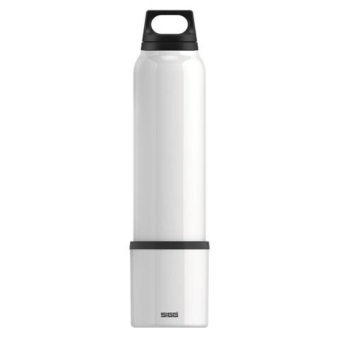 Термобутылка Sigg H&C, белая, 1L