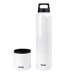 Термобутылка Sigg H&C, белая, 1L 8448.30