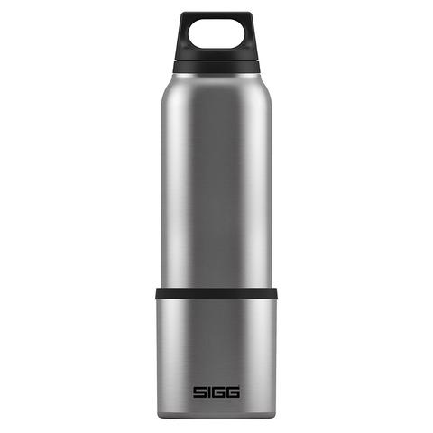 Термобутылка Sigg H&C, серая, 0,75L