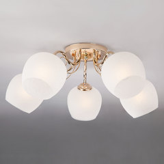 Потолочный светильник Eurosvet Wendy 30138/5 золото
