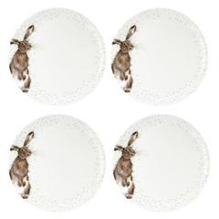Набор из 4 тарелок обеденных Royal Worchester