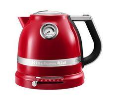 Чайник электрический 1,5л KitchenAid Artisan (Красный) 5KEK1522EER
