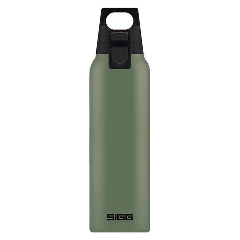 Термобутылка Sigg H&C One, темно-зеленая, 0,5L