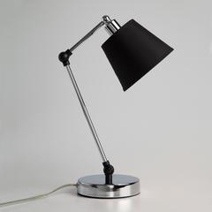 Настольная лампа в стиле лофт Eurosvet Koby 01015/1 хром