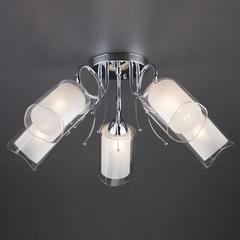 Потолочный светильник Eurosvet Renee 30122/5 хром