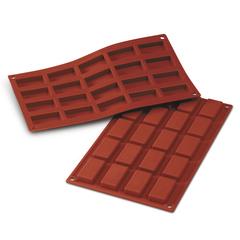Форма для приготовления пирожных Finanzieri силиконовая Silikomart 20.025.00.0065