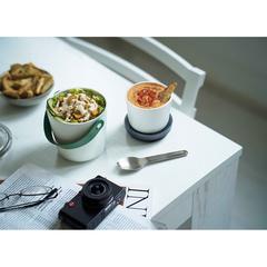 Ланч-бокс Lunch Pot Original оливковый Black+Blum BAO-BP010
