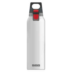 Термобутылка Sigg H&C One, белая, 0,5L 8540.10