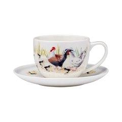 Чашка с блюдцем Country Chickens Ashdene 517287