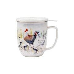 Кружка заварочная Country Chickens Ashdene 517279